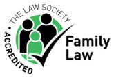 The law society accredited Family Law